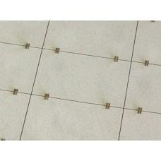 Betonové panely 300x200 typ B H0 1:87
